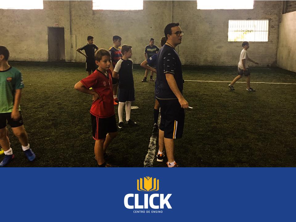 1ª Copa Click - Centro de Ensino