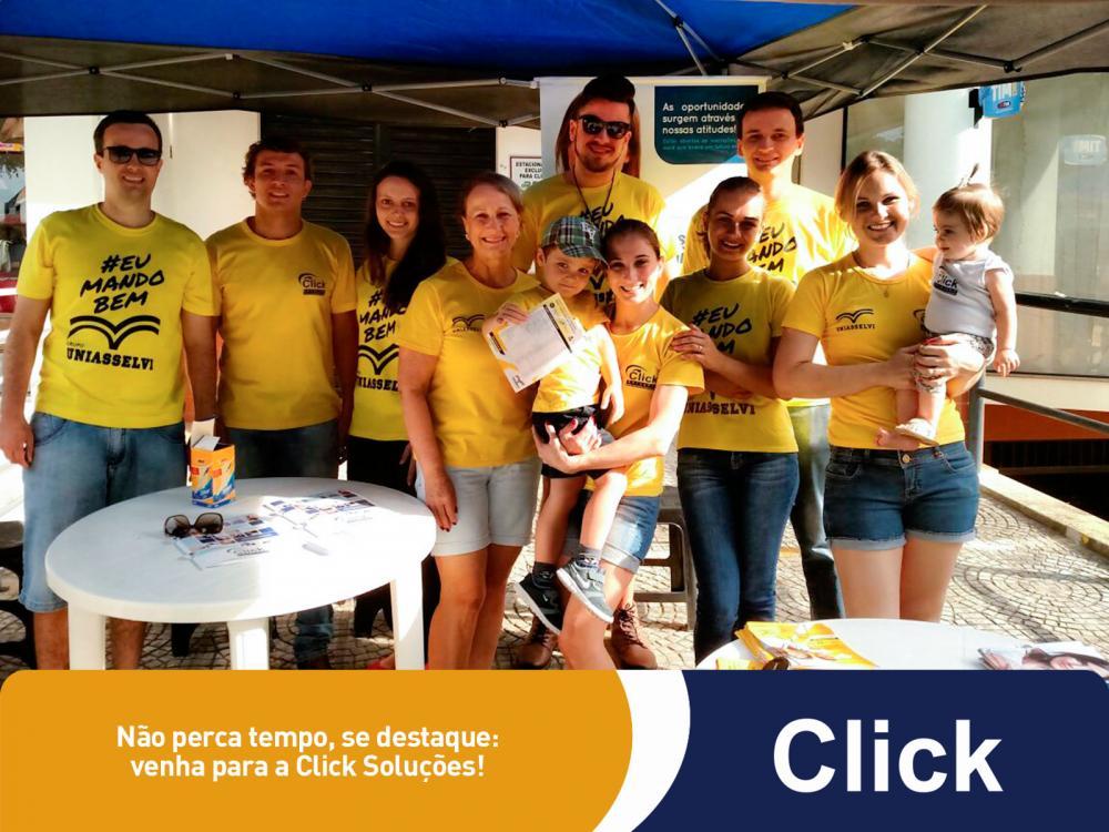 Click Soluções, presente no centro de Ituporanga