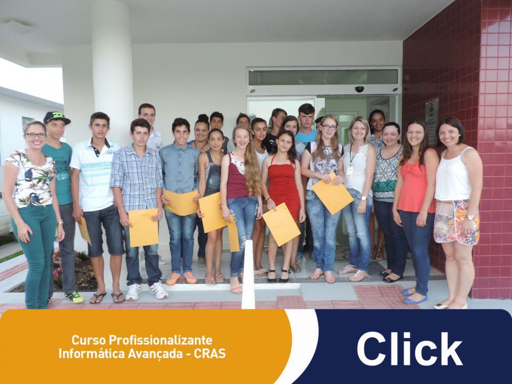 Curso de Informática Avançada - CRAS - Petrolândia