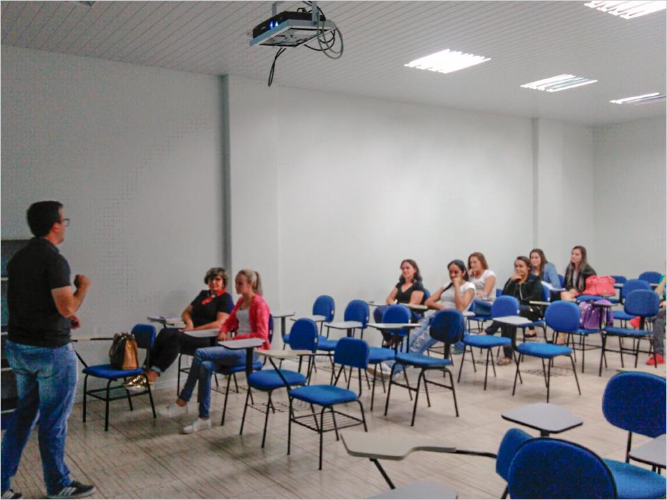 JOIA – Jornada de Integração Acadêmica
