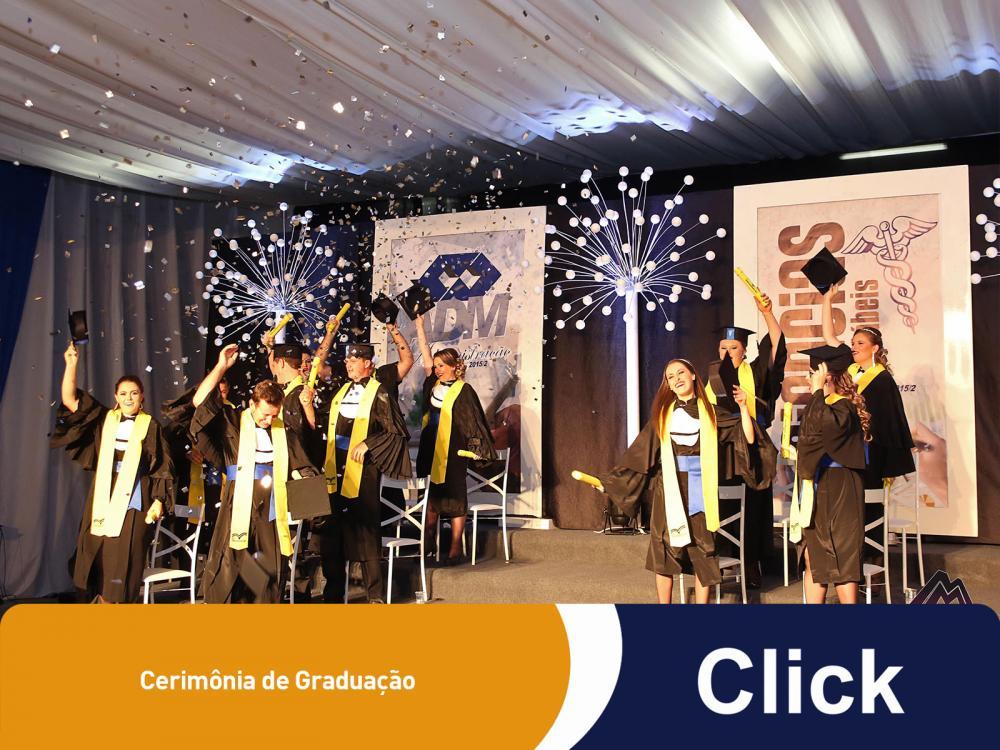 Parabenizamos as turmas de Administração e de Ciências Contábeis pela sua graduação!