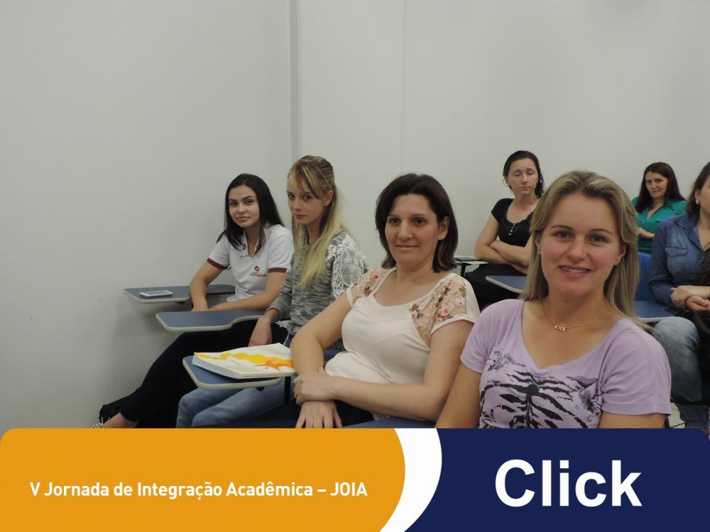 V Jornada de Integração Acadêmica – JOIA